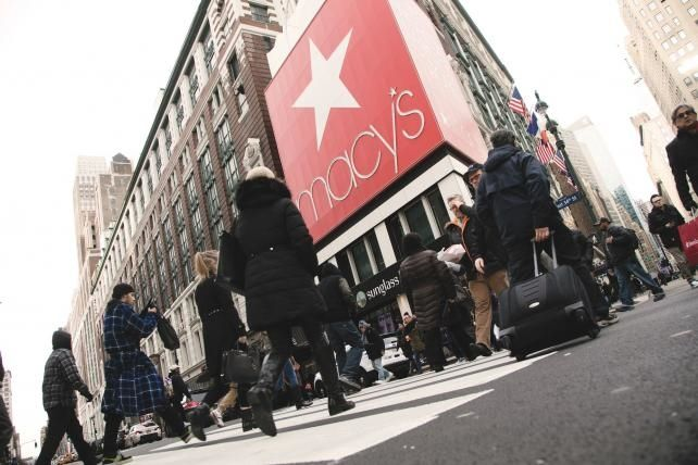 Retail Politics: Can Macy's, 'America's Department Store,' Survive in a Divided Nation?
