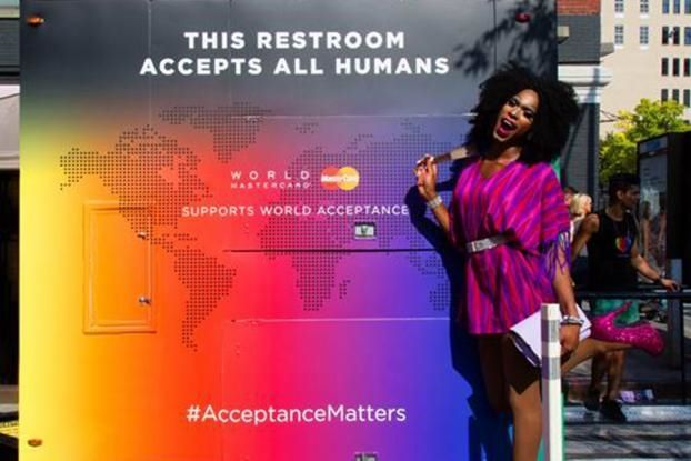 #AcceptanceMatters - Restroom for All