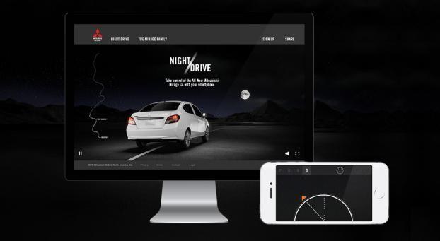 Mirage G4 Night Drive