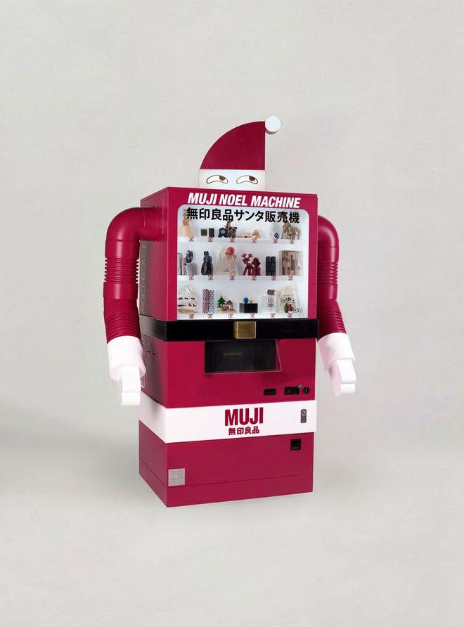 Noel Vending Machine