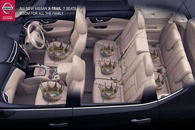 Royal Baby ad