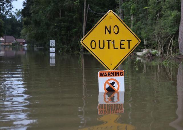 National TV 'News' Scores an Epic Fail for an Epic Flood in Louisiana