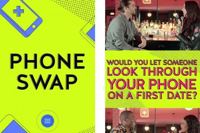 Fox finds 'Phone Swap' a date as it takes over Snapchat ad sales