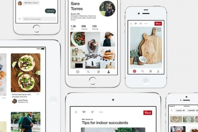 Pinterest May Roll Out a 'Buy' Button as Early as This Year