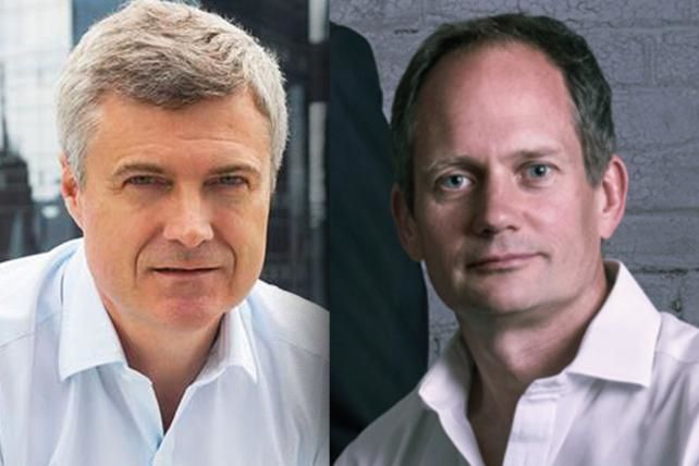 Who are Mark Read and Andrew Scott, WPP's new chief operating officers?