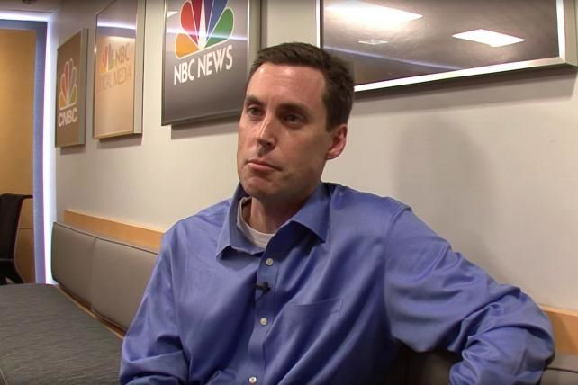 NBC affiliate marketing head Scot Chastain exits after internal review