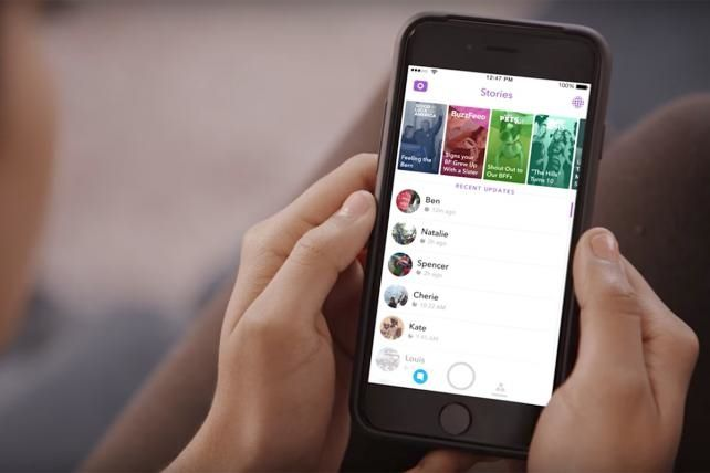 Snapchat Reportedly Reconsidering Ban on Brand Placements in Original Shows