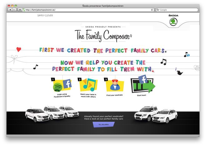 The Family Composer