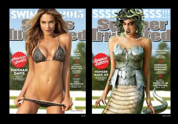 Sports Illustrated Swimsuit Issue 2015