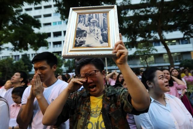 The Death of Thailand's King Is Having a Massive Impact on Media There