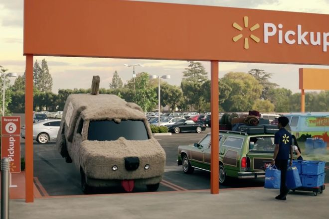 Wal-Mart Enters Car-Selling Business