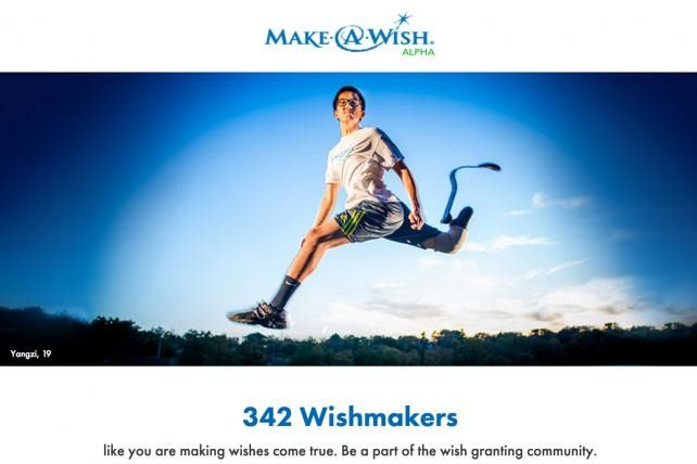 As Price of Granting Wishes Goes Up, Make-A-Wish Goes Digital
