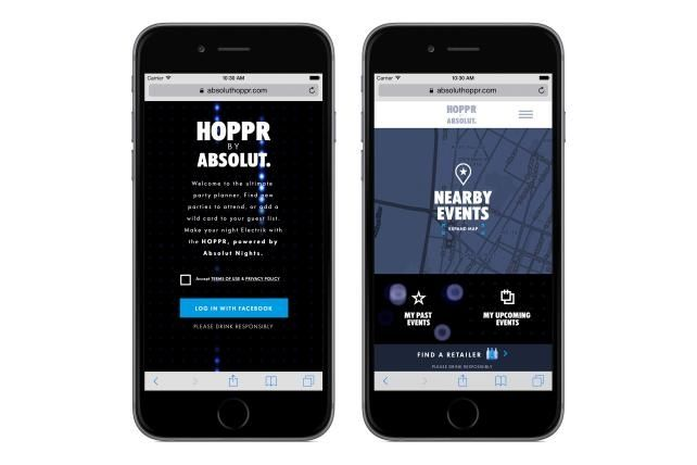 Absolut's New Digital Play Plugs Partying With Strangers