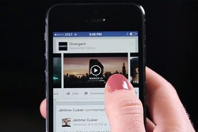 Facebook Eats Away At Google's Share Of Mobile Ad Pie