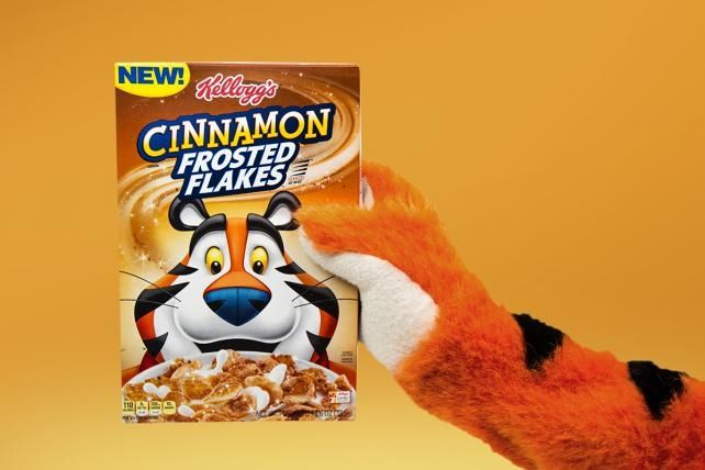 Kellogg's Answers Consumers' Cries for Cinnamon Frosted Flakes