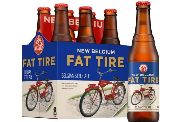 Erich and Kallman Wins Fat Tire Beer Account
