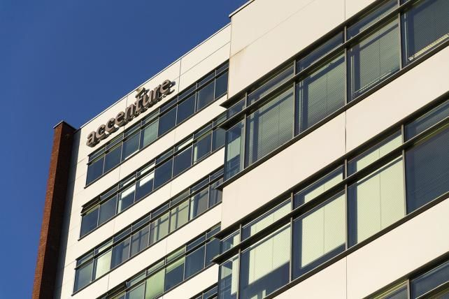 Accenture Tops Global M&A Report, Beating WPP