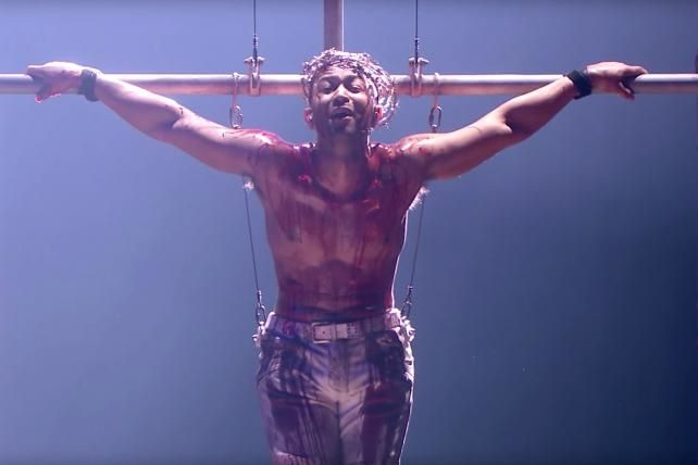 'Jesus Christ Superstar' ratings are a little shy of miraculous