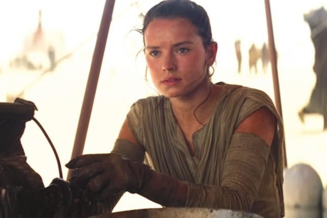It's a Shame About Rey -- and These Sorry Excuses for Her Absence