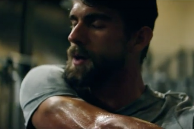 Under Armour's 'Phelps' Wins Film Craft Grand Prix