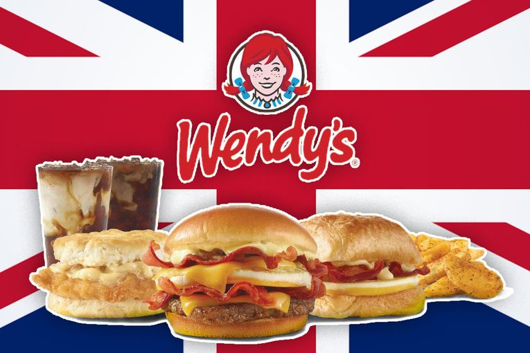 Wendy's places big bets on breakfast and U.K.