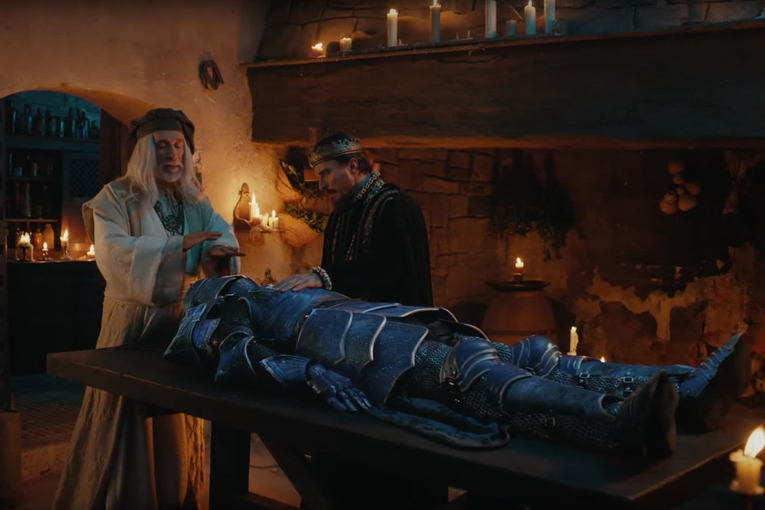 Bud Light: The Bud Knight Lives