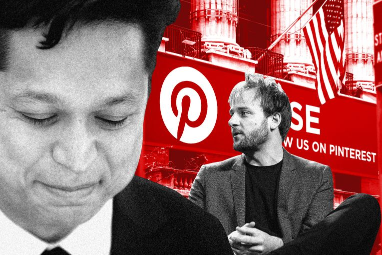 Pinterest co-founders to glean wildly different fortunes on IPO