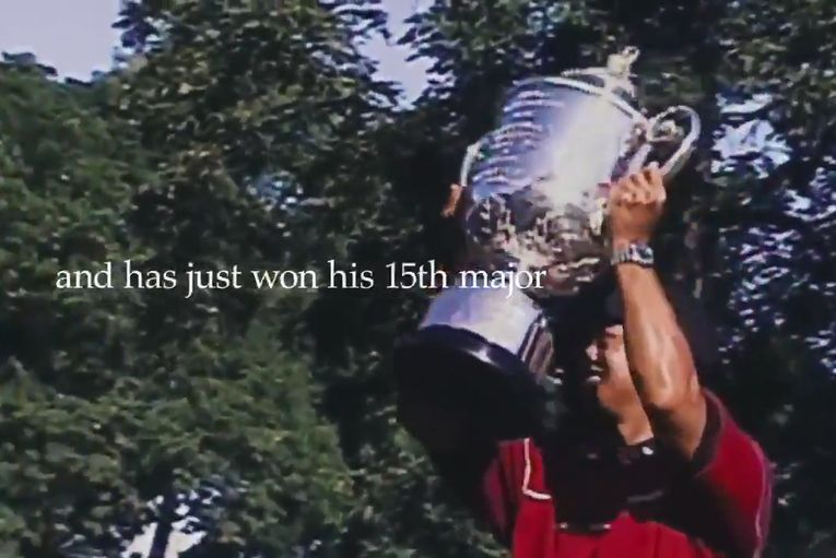See how Nike celebrated Tiger Woods' big Masters win
