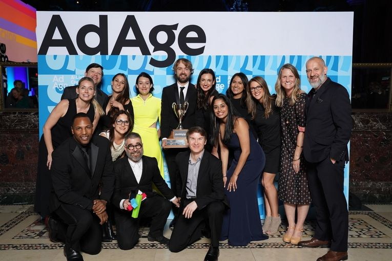 Wieden & Kennedy takes top honors at Ad Age's 2019 A-List & Creativity Awards