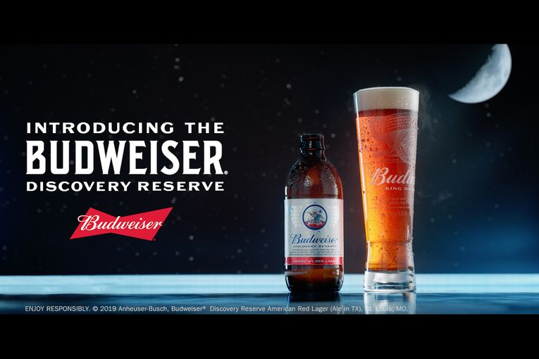 Budweiser and craft brew Schlafly both launch moon-landing beers