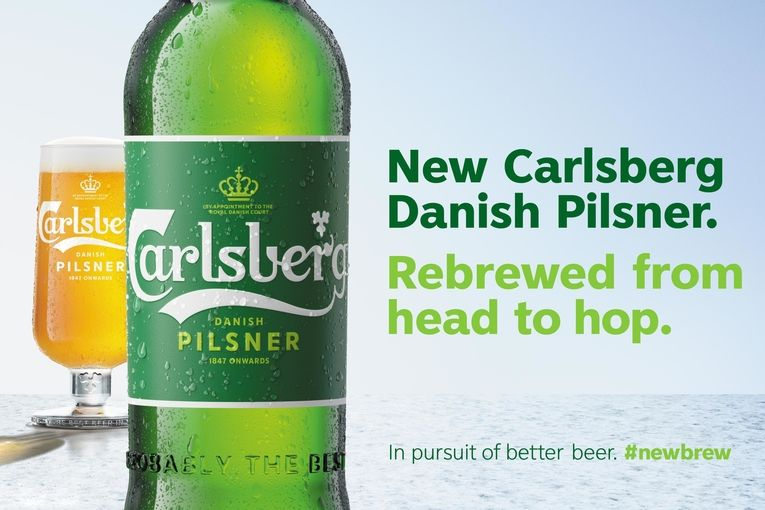Carlsberg: Probably Not the Best Beer in the World