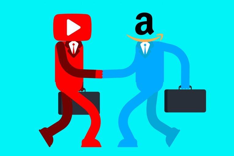 Amazon and Alphabet stop boycotting each other