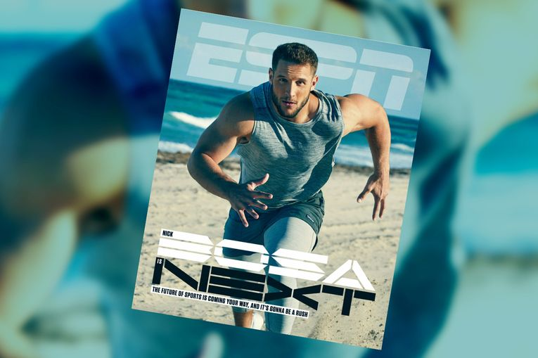 ESPN The Magazine to abandon print, go web-only