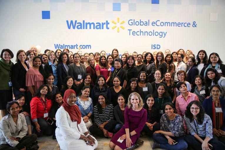 Walmart brings moms back to work