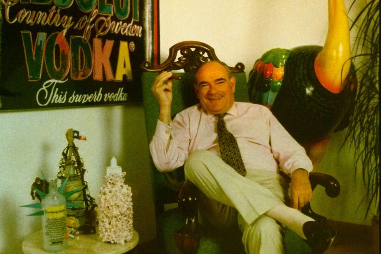 Agency Brief: Legendary mastermind behind Absolut Vodka passes