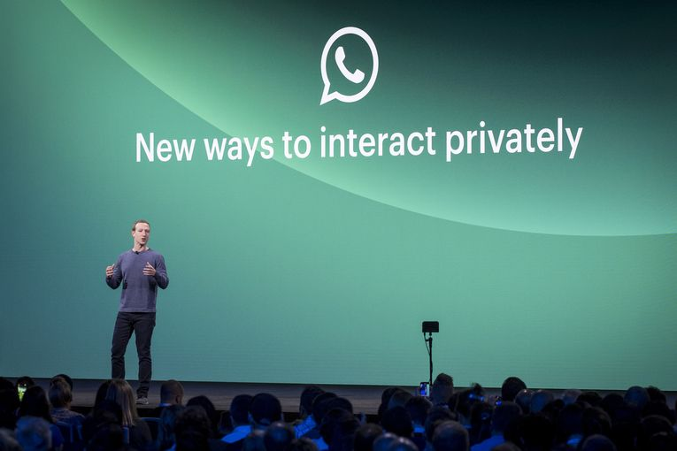 What Facebook's 'private' future means for social media