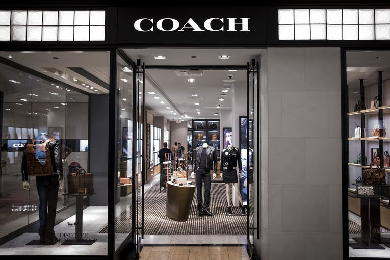 Tapestry soars most in a decade as Coach carries the brand