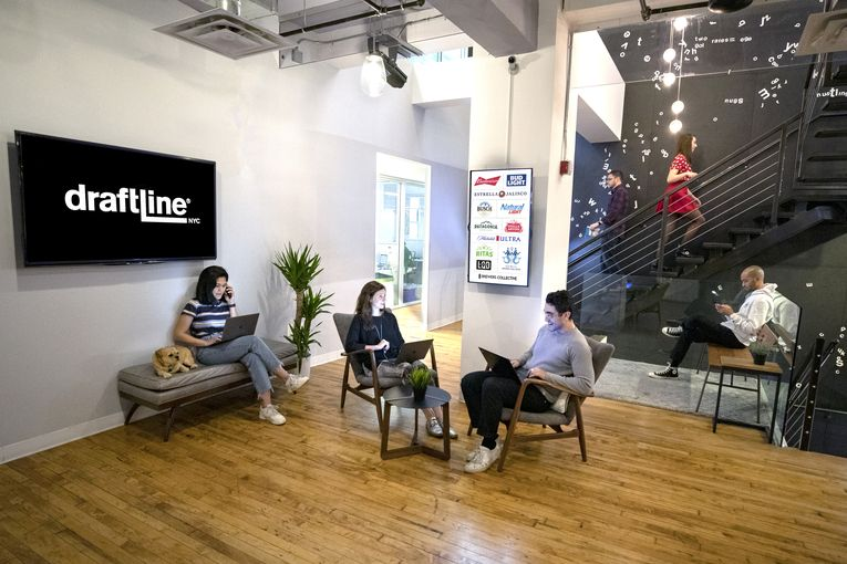 Anheuser-Busch InBev launches in-house agency Draftline