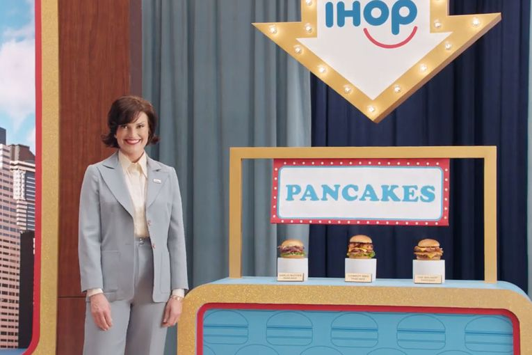 One year after IHOB, IHOP is back to hyping its burgers