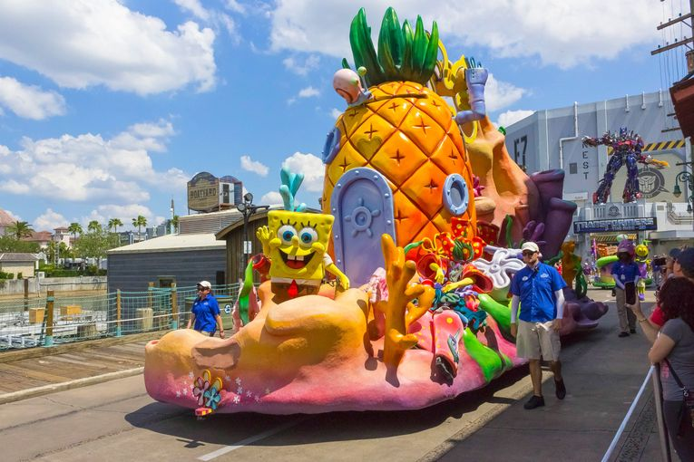 GSD&M wins Universal Parks & Resorts creative account