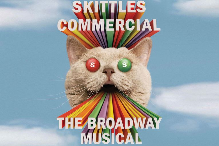 The story behind Skittles' Broadway musical