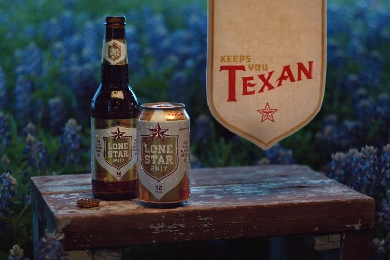 Small Agency, Big Idea: Lone Star Beer 'Keeps You Texan' in campaign from Callen