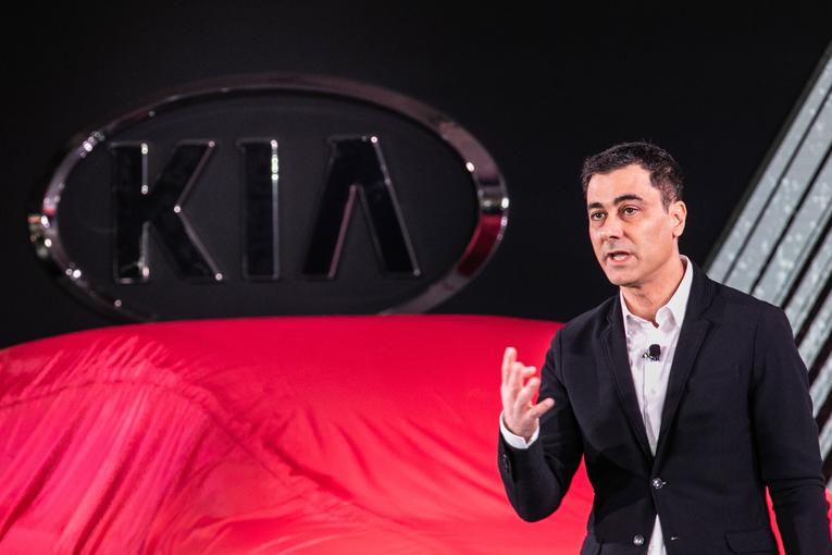 Kia's U.S. marketing chief Chehab steps down
