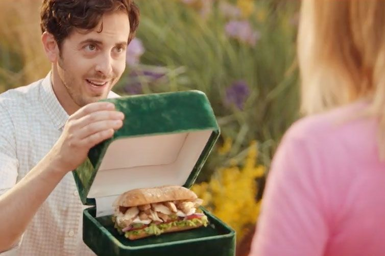 Watch the newest commercials on TV from Subway, Apple, Verizon and more