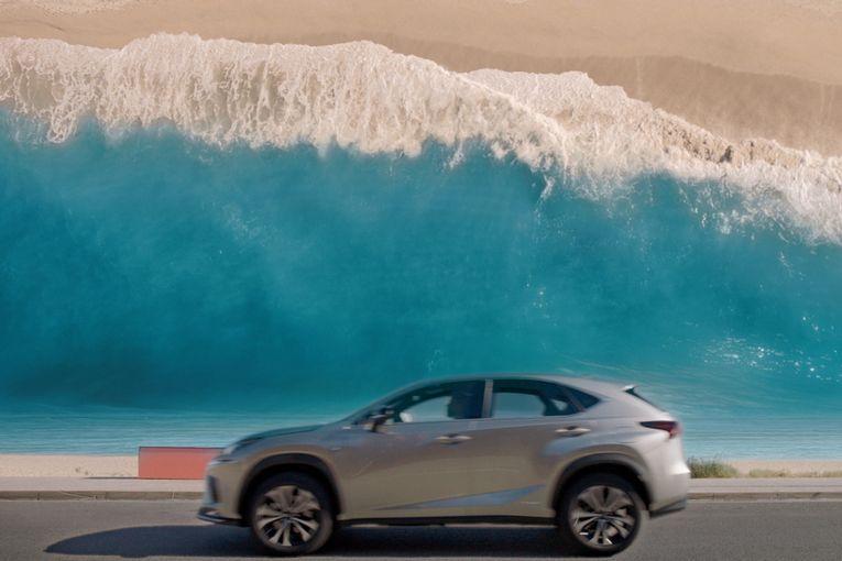 Lexus: The Hybrid that defies logic
