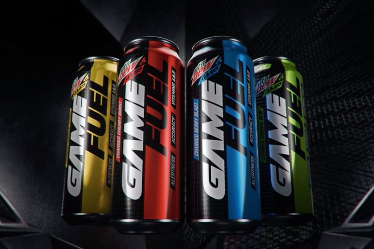 PepsiCo creates Mountain Dew for gamers