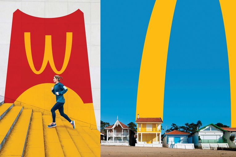 Inside the new visual identity being served up at McDonald's