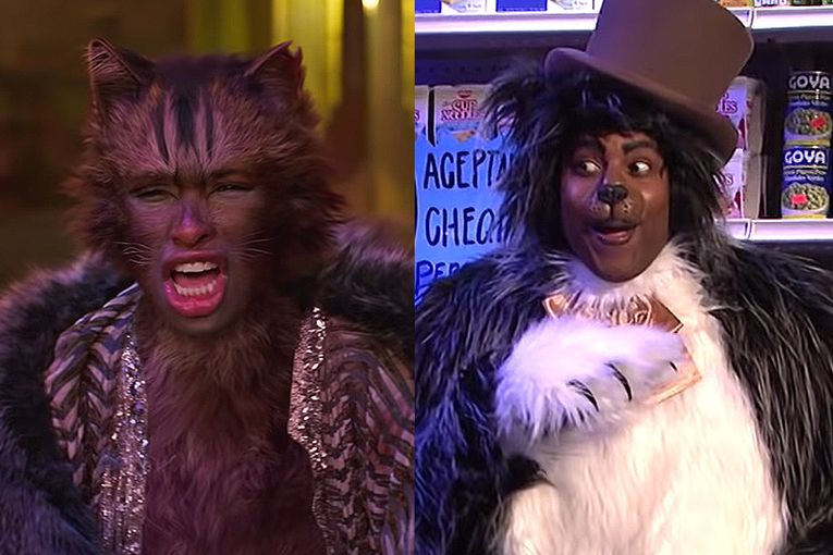 The surreal, creepy new 'Cats' movie obviously needs a John Mulaney rewrite
