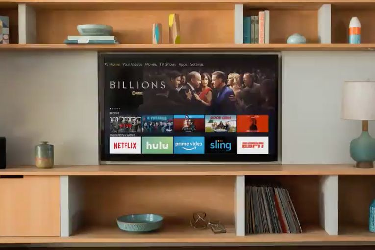 Amazon opens way for apps on Fire TV to sell ads with The Trade Desk, Dataxu