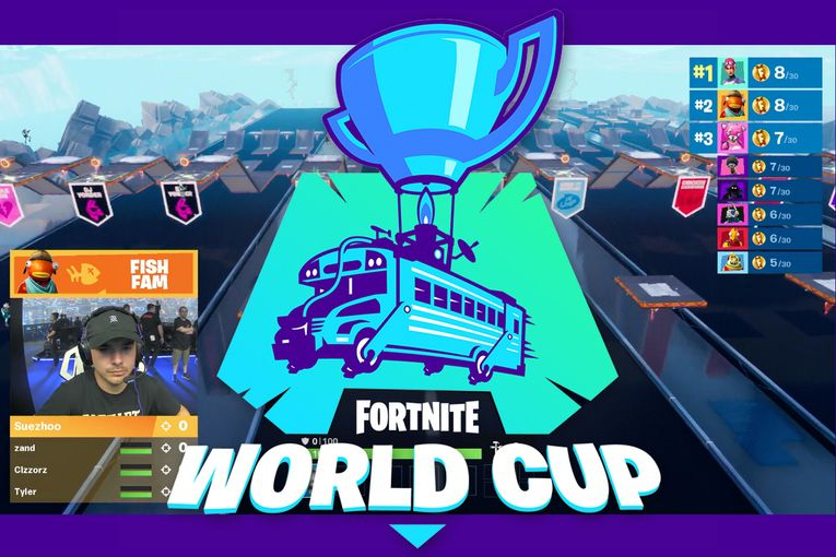 GrubHub, Wix, hope to cash in at Fortnite World Cup